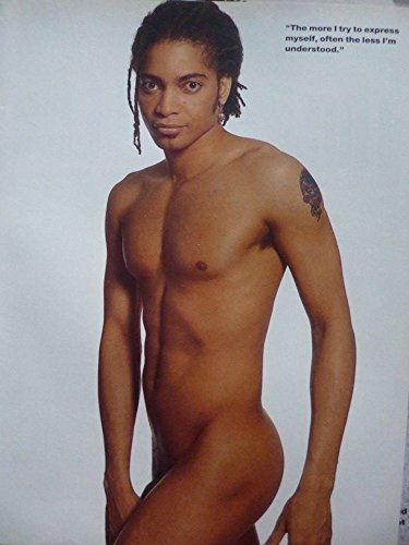 terence-trent-darby-london-1992-mounted-press-poster
