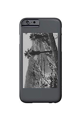 Avalon, CA - Santa Catalina Island Harbor (iPhone 6 Cell Phone Case, Slim Barely There) - Avalon, Santa Catalina Island