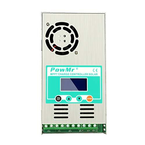 LOVIVER MPPT Solarladeregler 12 V 24 V 36 V 48 V Batterie Auto Input Laderegler Mit - 30A - 36v Charge Controller Solar