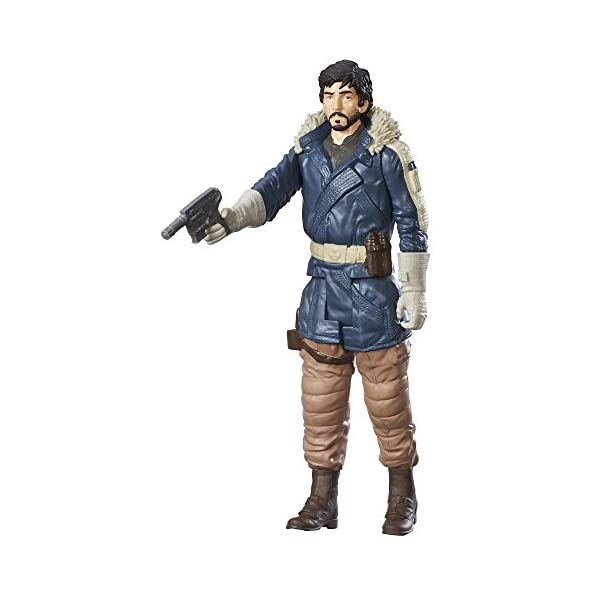 Star Wars B3908 - Figura Rogue One Titán, 30 cm, models surtidos 4