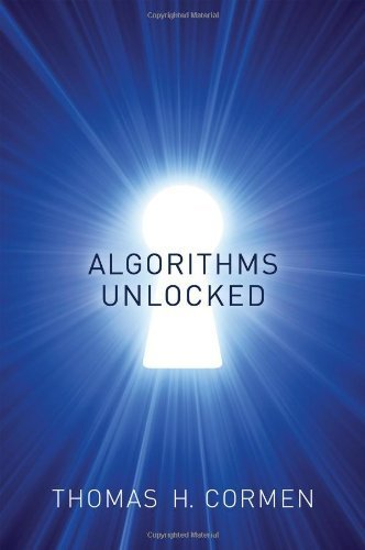 Algorithms Unlocked by Cormen, Thomas H. (2013) Paperback