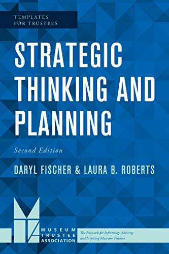 Strategic Thinking and Planning (Templates for Trustees Book 4 ...