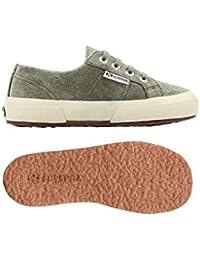 Superga 2750- SUEBINJ S004Z10 - Zapatillas de ante para niños