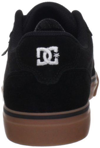 DC Shoes Anvil Mens Shoe D0303190, Baskets mode homme Nero (Black/Gum)
