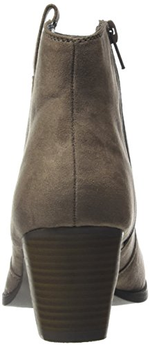 Dorothy Perkins Amber Western, Boots classiques femme Beige (pierre)