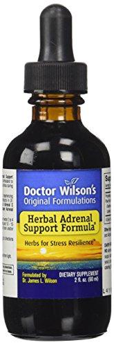 Future Formulations, Dr Wilsons Kräuter-Nebennieren Unterstützung - 1Floz