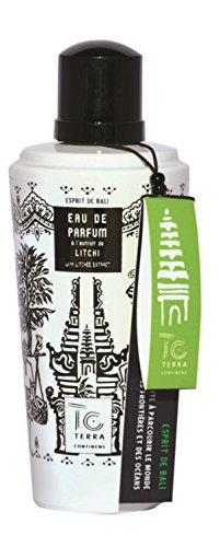TERRA CONTINENS Eau de parfum esprit de Bali 100 ml