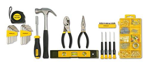 Stanley stmt0 74101 kit 38 utensili per la casa con borsa for Utensili per casa