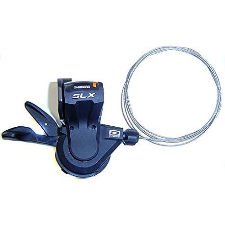 Shimano Deore SLX palanca de cambios SL de M660 de 10 aumentos Negro Nuevo Rapidfire
