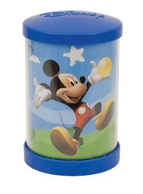 Disney MCH0047 Nachtlicht Micky Maus LED von Brilliant auf Lampenhans.de