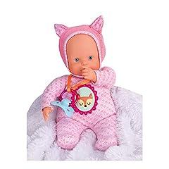 Idea Regalo - Nenuco Soft 5 Funzioni, Rosa