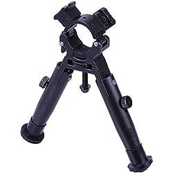 Gamo BIPIED - Gamo rifles & the Gamo Whisper- compatible avec carabine à air comprimé barriques de 14mm - 30mm diamètre
