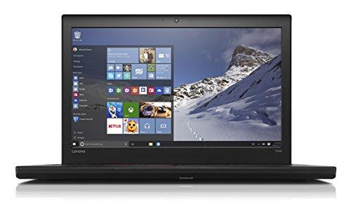 """Lenovo ThinkPad T560 2.3GHz i5-6200U Intel® CoreTM i5 della sesta generazione 15.6"""" 1920 x 1080Pixel Nero Computer portatile"""