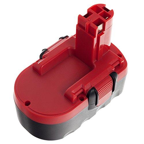 Preisvergleich Produktbild DP-Tech Offiziellen - MTEC Akku für Bosch 1644 / 1644 K / 1659 K - 18 V - 3, 0 Ah