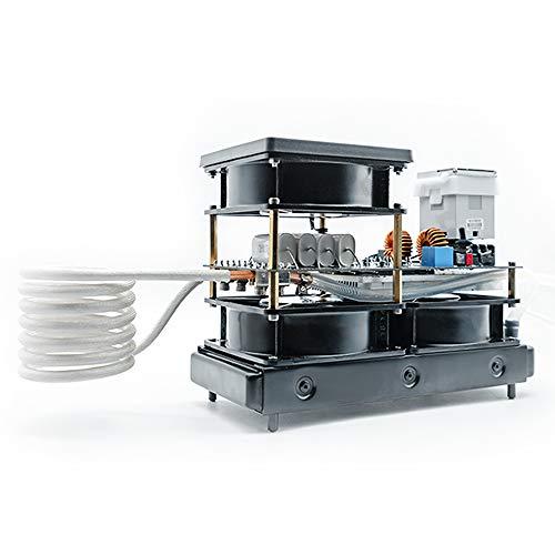 Wenhu 220V ZVS Máquina Calentamiento inducción Media