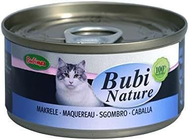 Bubimex : Bubi Nature Maquereau Pour Chat