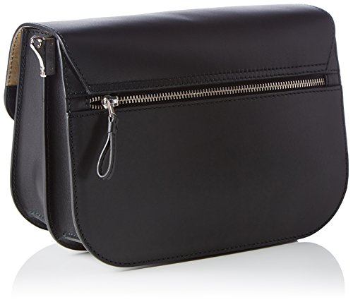 BREECambridge 7 - Borsa a tracolla Donna Nero (Nero (Black 900))
