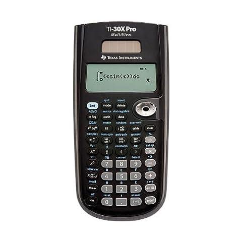 Texas Instruments TI 30 X PRO Mulitview Calculatrice Scientifique