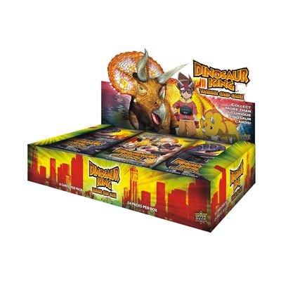 Upper Deck 201202 - TC Dinosaur King Booster 01 -