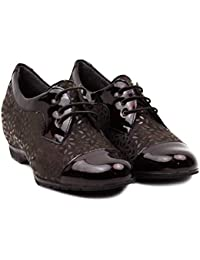 Zapato Mujer Pitillos 3812 con Cordones