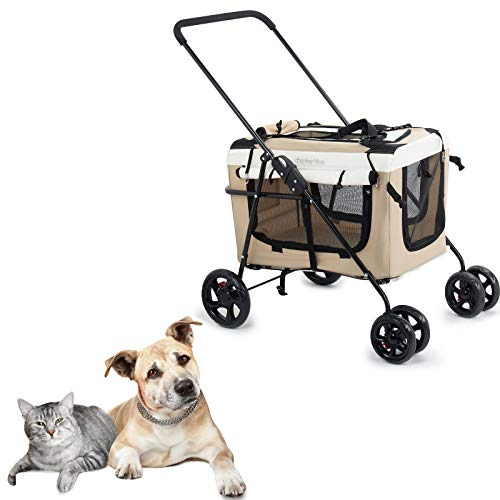 Zoom IMG-3 display4top pet travel passeggino cane