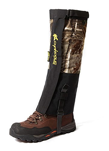 henmerry 1 paio ghette (Snake Caccia Boots)