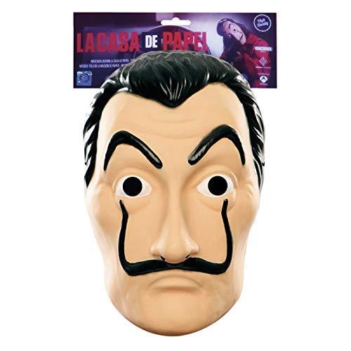 Original Cup - Offizielle Maske Salvador Dalí - La Casa De Papel - Kunststoff
