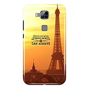 a AND b Designer Printed Mobile Back Case / Back Cover For Huawei G8 (HUW_G8_3D_1604)