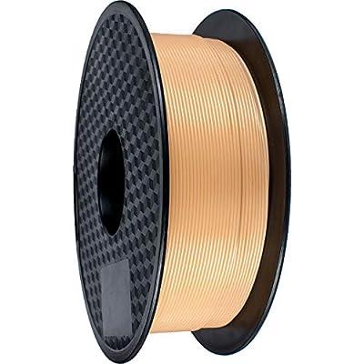 TEQStone PLA Filament 1,75 mm 1 kgfür 3D Drucker und 3D-Stiftein Vakuumverpackung