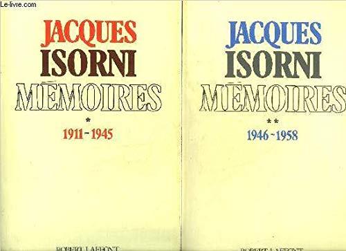 Mémoires t.II 1946-1958