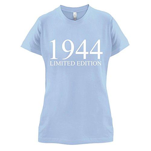 1944 Limierte Auflage / Limited Edition - 73. Geburtstag - Damen T-Shirt - 14 Farben Himmelblau