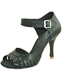 shangyi adaptable–métrica gefertigter tacón–sintéticos–Estándar de danza–Zapatillas de mujer Dorado dorado Talla:us6.57 / eu37 / uk4.55 / cn37 Qvx6FkjL0