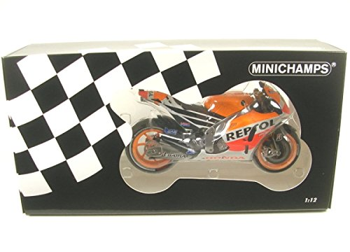 Honda RC212V (Daniel Pedrosa - Moto GP 2013) Modelo Fundido moto