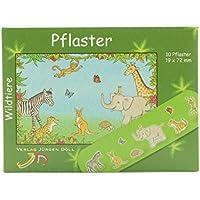 Kinderpflaster Wildtiere Briefchen 10 St preisvergleich bei billige-tabletten.eu