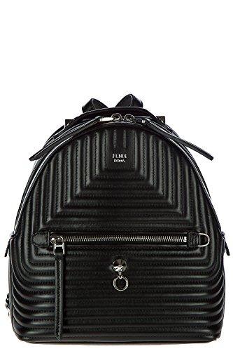Imagen de fendi  bolso de mujer en piel nuevo negro