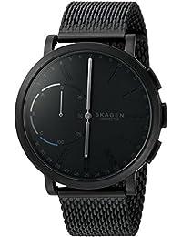 (Renewed) Skagen Analog Black Dial Men's Watch - SKT1109