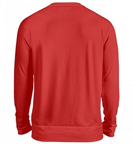 Felpa Unisex Di Alta Qualità - Laksarayli Rosso Fuoco