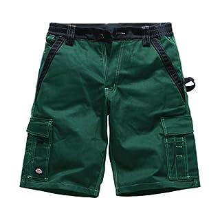 Dickies Bermuda Short Industry 300 grün / schwarz GNB54, IN30050