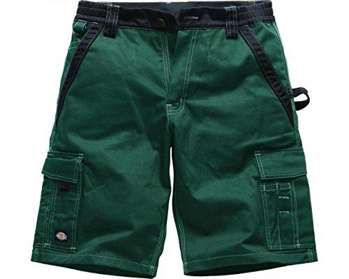 Dickies IN30050 GBK46 Bermuda Short Taille 62 Gris/Noir Noir