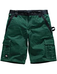 Dickies Bermuda Short Industry 300 grün / schwarz GNB56, IN30050