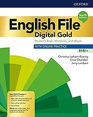 English file. Digital gold. B1-B1+. Student's book & workbook with key. Per il triennio delle Scuole s