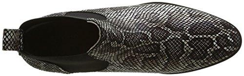 Jb Martin Damen Fute Chelsea Boots Noir (Che Python Noir)