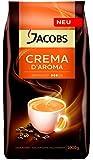 Jacobs Crema D'Aroma ganze Bohne 1 kg, 1er Pack (1 x 1 kg)