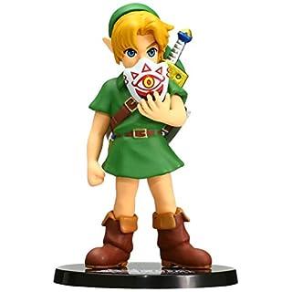 Medicom Nintendo Ultra Detail Serie: The Legend of Zelda Maiora 's Mask: Link UDF Figur