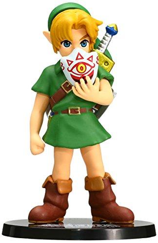 Preisvergleich Produktbild Medicom Nintendo Ultra Detail Serie: The Legend of Zelda Maiora 's Mask: Link UDF Figur