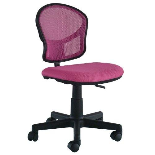 Schreibtischstuhl Bürostuhl Stuhl Chefsessel Drehstuhl Arbeitsstuhl Babsi pink