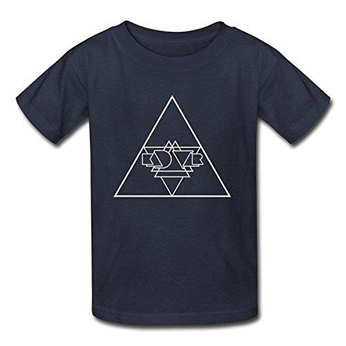 Goldfish Youth Style Screw Neck Kadavar T-Shirt Large