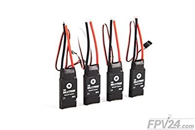 TBS Bulletproof Motor Regulator Set (4 Pieces)