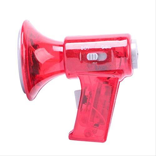 verter Loudspeaker Kinderspielzeug DREI Arten von Kunststoff-Handlautsprechern ()