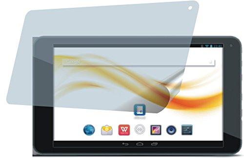 Odys Maven 7 (4 Stück) PREMIUM Displayschutzfolie Bildschirmschutzfolie ANTIREFLEX Schutzhülle Displayschutz Displayfolie Folie